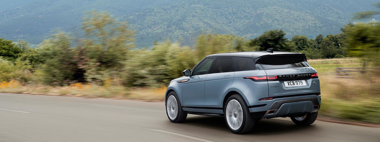 Sustainable Luxury | Land Rover